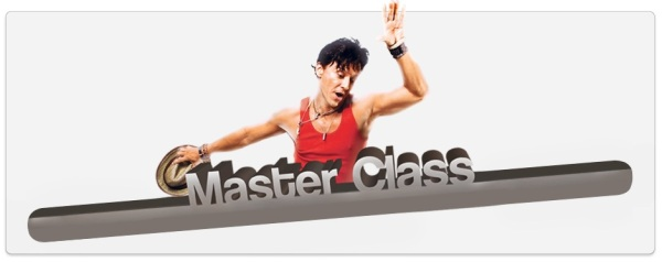 Master Class with Beto