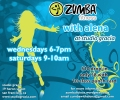 Zumba Launch Party THIS Wednesday, September 1st!!