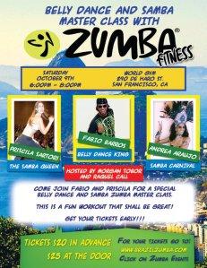 Zumba Fitness in San Francisco, California