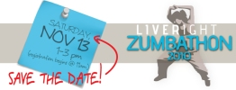 LIVERight Zumbathon at Stanford (via Zumba Fitness with Alena)