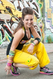 Zumba Fitness with Alena
