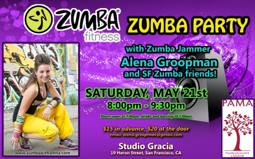 WEEKEND ZUMBA PARTY!!! (via Zumba Fitness with Alena)