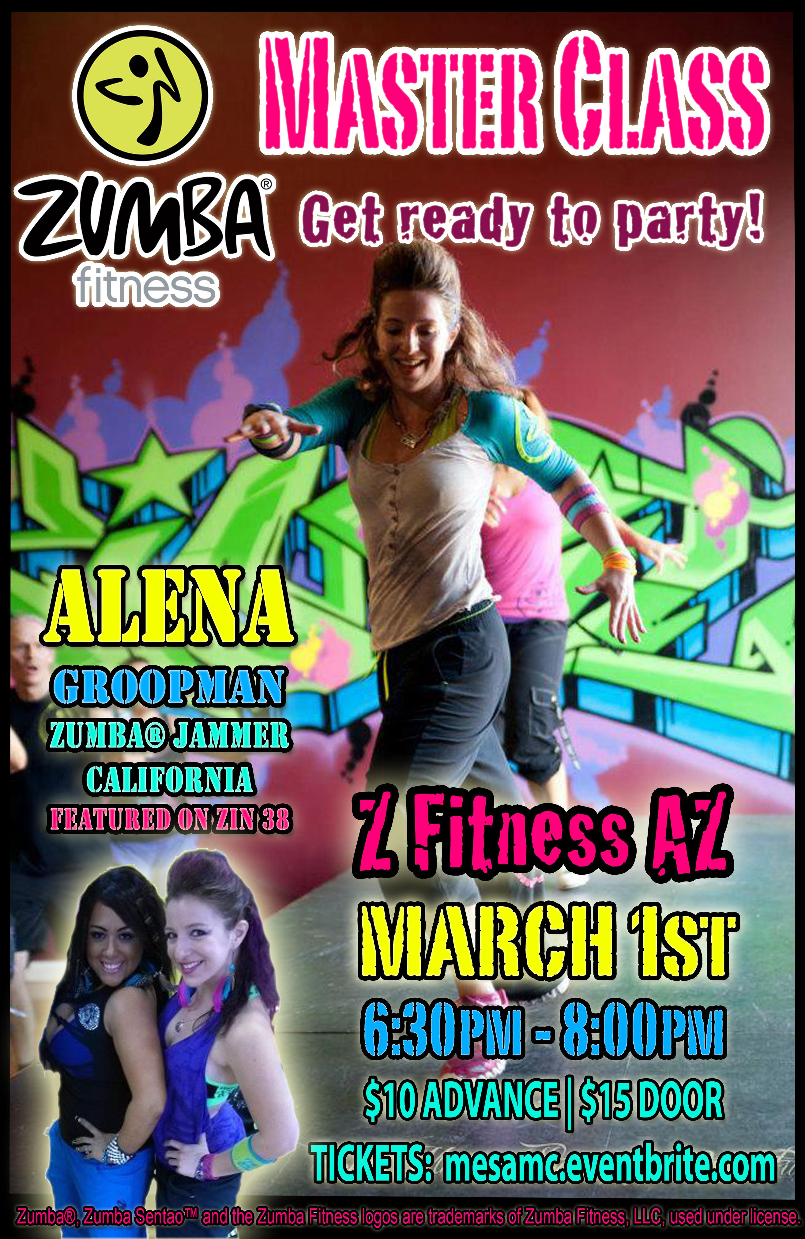 Zumba Fitness Flyer Zumba Flyer
