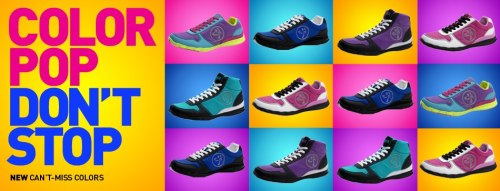 Zumba Fitness | SHOES!!!