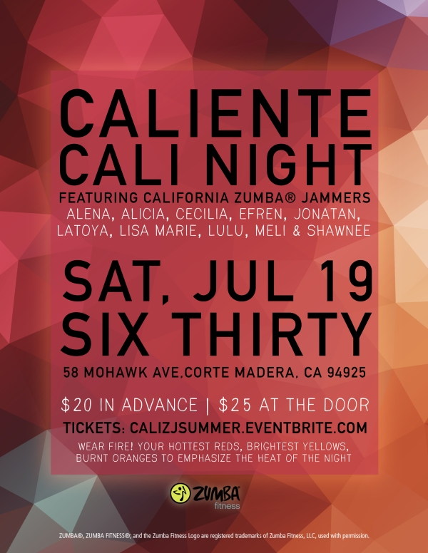 Caliente Cali Night!